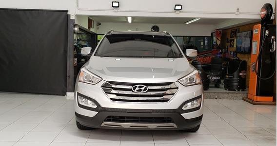 Hyundai - Santa Fé V6 Aut. Com Teto / 7 Lugares 2014.