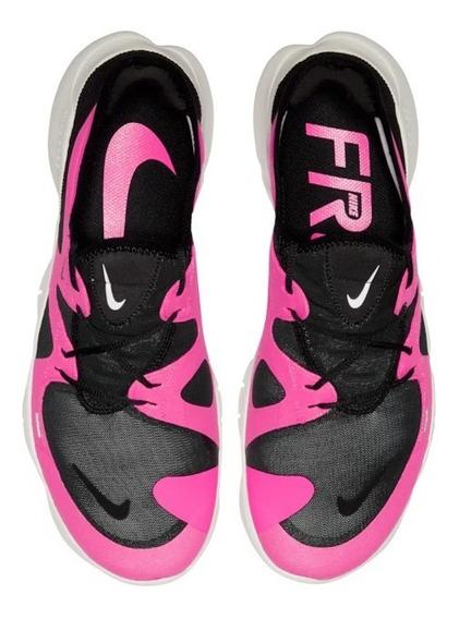 Tênis Nike Free Rn 5.0 Tams 41/43 Pink/black Pronta Entrega