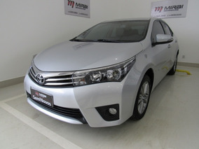 Toyota Corolla 2.0 Xei 16v Flex 4p Automatico 2016/2017