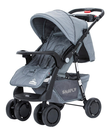Coche Bebes Rebatible Paseo Cuna 40011 Plegables Reclinable