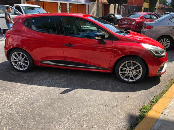Renault Clio Rs 1.6t Ed 200 At