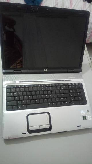 Notebook Hp Dv 9000 ( Retirar Peças )