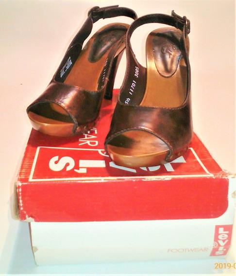 Zapato Levis De Dama No.25.5