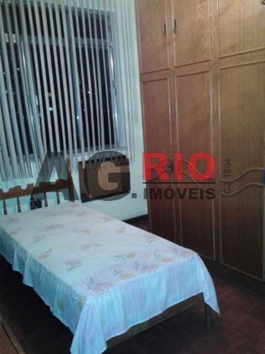 Apartamento-à Venda-praça Seca-rio De Janeiro - Agv30825