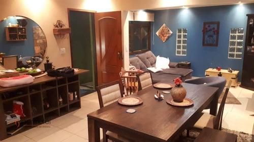 Lindo Sobrado Com 4 Dormitórios À Venda, 230 M² - Vila Prudente - São Paulo/sp - So0009