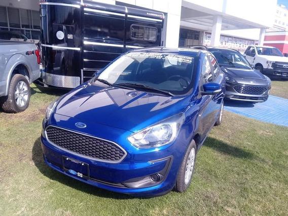 Ford Figo Impulse Tm A/a 1.5l Sedan 2020
