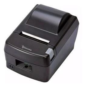 Impressora Daruma Dr800 L (serial E Usb) C/guilhonita