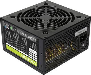 Fuente De Poder Aerocool Vx-600 600w Reales Con Caja