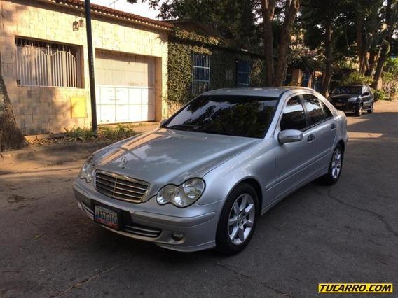 Mercedes Benz Clase C Kompresor C200