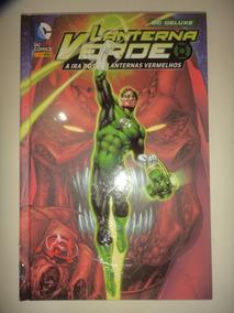 Lanterna Verde A Ira Dos Lanternas Vermelhos Panini Lacrado