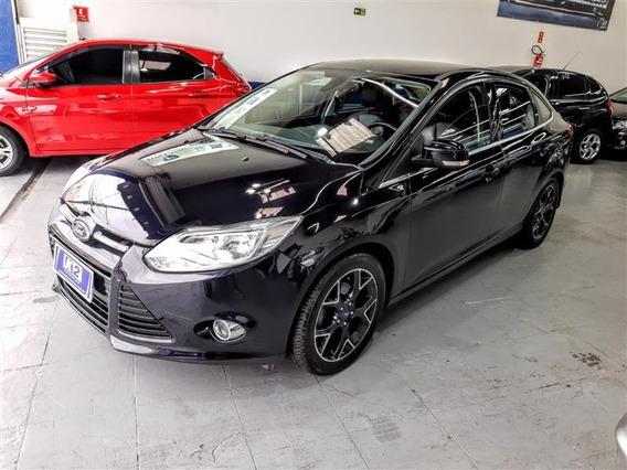 Ford Focus 2.0 Titanium Sedan 16v Flex 4p Powershift 2014/20