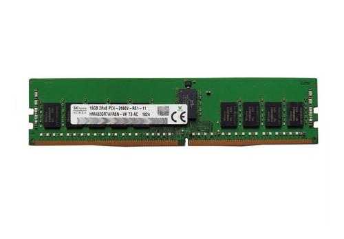 Imagem 1 de 1 de Kit 2 Memórias 16gb Ddr4-2666 Ecc Rdimm Servidor Hp Dell Ibm