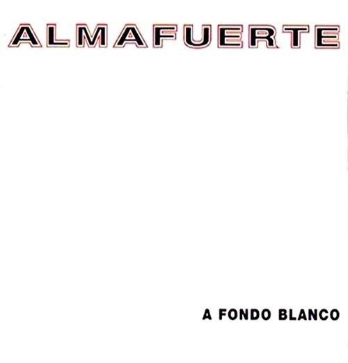 Vinilo Almafuerte A Fondo Blanco Open Music U-