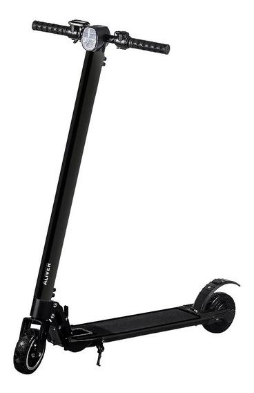 Monopatin Electrico Scooter Adultos 120kg Plegable 20km Luz.