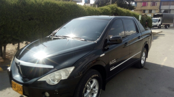 Ssangyong Actyon Action Sport 2008