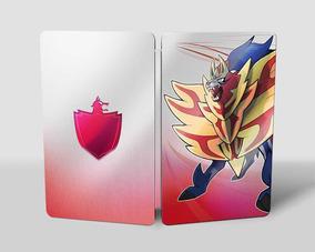 Pokémon Shield Sword + Steelbook - Espada Escudo Pedido