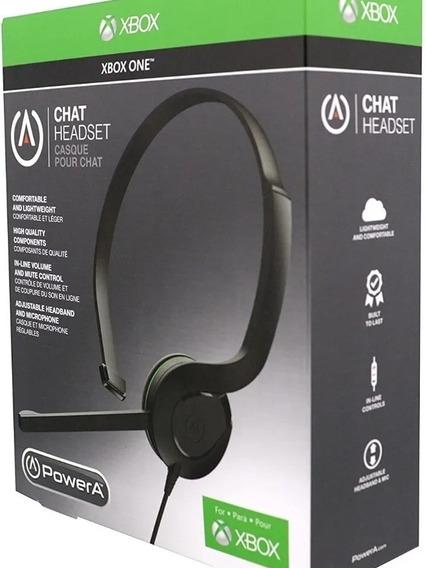 Headset Xbox One Fone De Ouvido Chat Xone