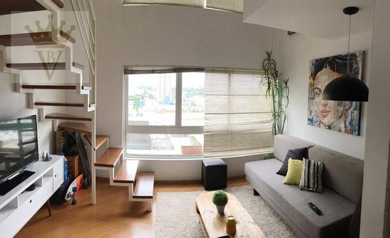 Apartamento Com 1 Dormitório À Venda, 38 M² Por R$ 440.000 - Vila Leopoldina - São Paulo/sp - Ap2350