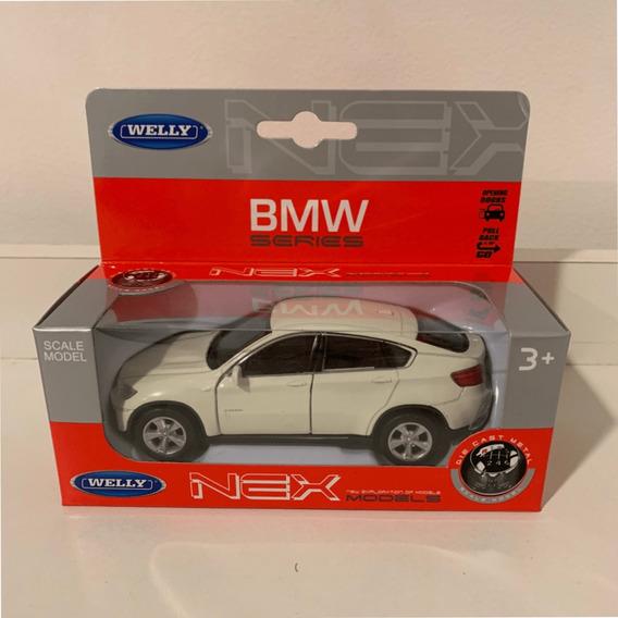 Bmw Series Auto Metálico De Colección Welly