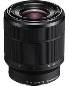 Sony Fe 28-70mm F3.5-5.6 Oss - Sel2870 - Loja Platinum