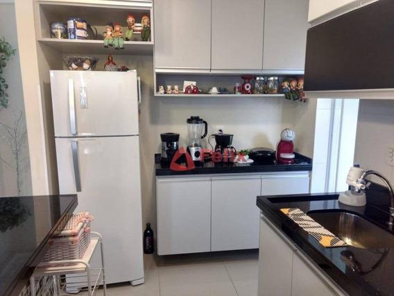 Apartamento Residencial À Venda, Condomínio Vie Nouvelle, Jardim Independência, Taubaté. - Ap1286