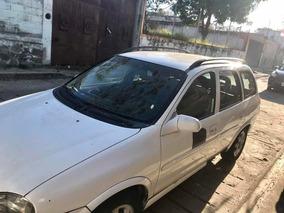 Chevrolet Chevy Vagoneta Gl Mt 2001