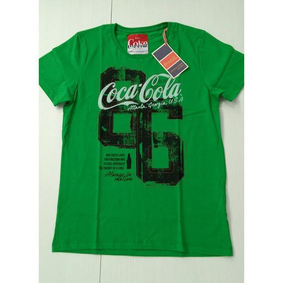 Camiseta Masculino Coca Cola Original