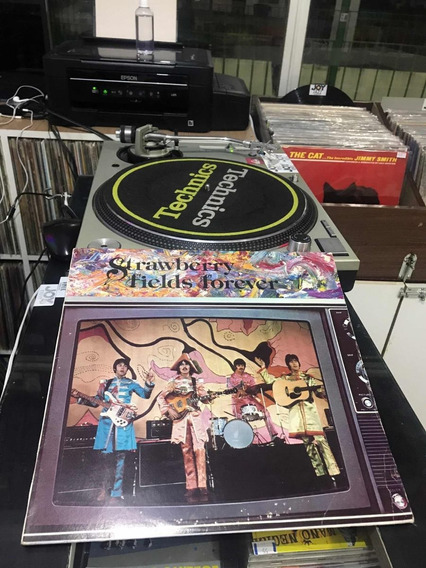 Lp- The Beatles ( Strawberry Frields Forever )