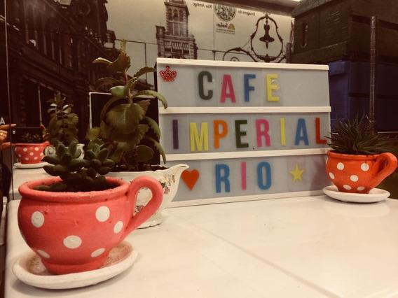 Passo Ponto - Cafeteria Quiosque, No Centro Do Rio.