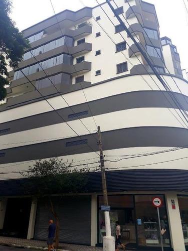 Imagem 1 de 14 de Apartamento Com 3 Dormitórios À Venda, 101 M² - Rudge Ramos - São Bernardo Do Campo/sp - Ap65043