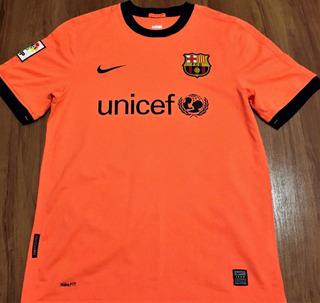 Camisa Do Barcelona Autografada