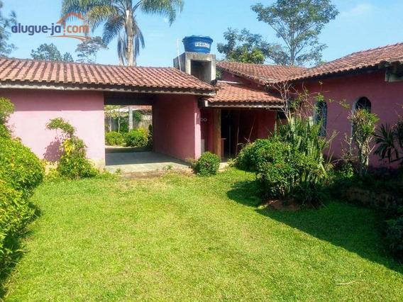 Chácara Com 4 Dormitórios À Venda, 2061 M² Por R$ 450.000 - Buquirinha Ii - São José Dos Campos/sp - Ch0112