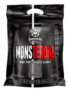 Hipercalórico Monsterone 3kg Darkness - Integral Medica