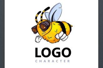Imagem 1 de 5 de 24h Logomarca Logotipo Criação Marca Criar Logo Fazer