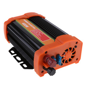 Ondulador De Voltaje P/automóvil Universal 12v A 220v/240v