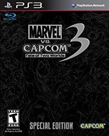 Marvel Vs Capcom 3 Fate Of Two Worlds (edicion Especial) Ps3