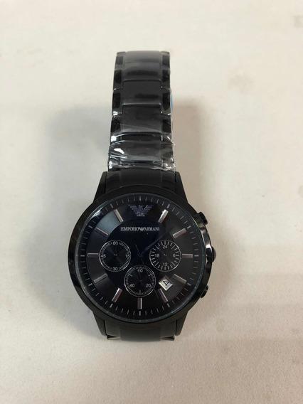 Relógio Emporio Armani Ar2453 Sem Caixa Com Garantia