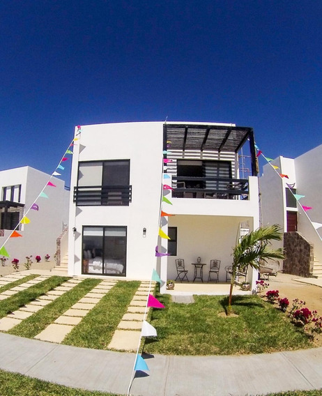 Casa 3 Pisos Nueva