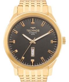 Relógio Technos Masculino Automatic Original Nota 8205of/4p
