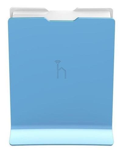 Imagen 1 de 4 de Access point interior MikroTik RouterBOARD hAP lite RB941-2nD-TC azul y blanco