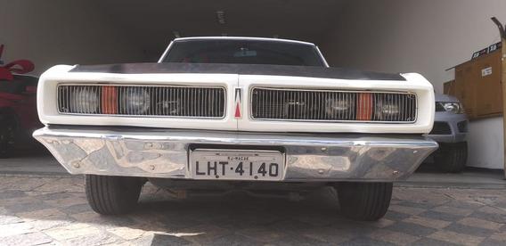 Dodger Charger V8 Branca 1978