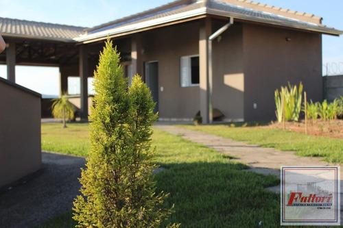 Imagem 1 de 10 de Chácara Para Venda Em Itatiba, Jardim Monte Verde, 1 Dormitório, 2 Banheiros - Ch0031_2-1231056