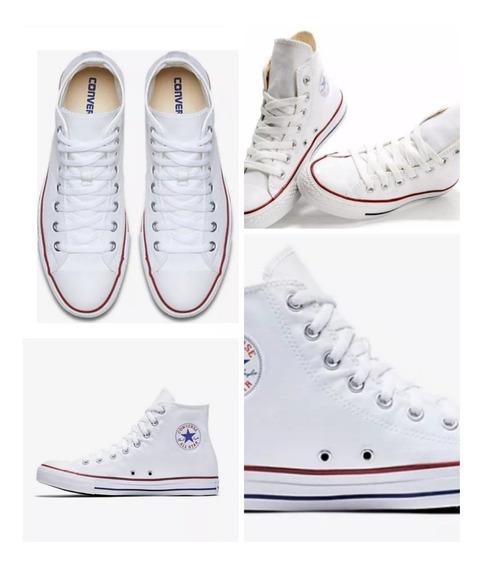 Converse Bota Blanco Originales