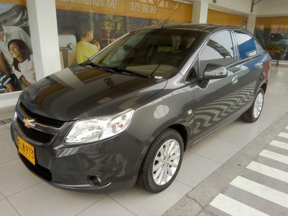 Chevrolet Sail Ltz 1.4 Sedan