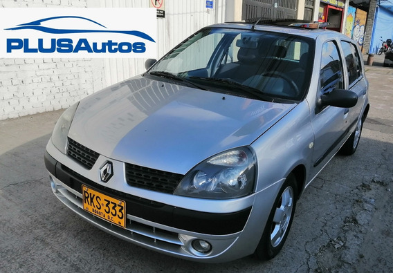 Renault Clio Expression 1.6 At Sunroof