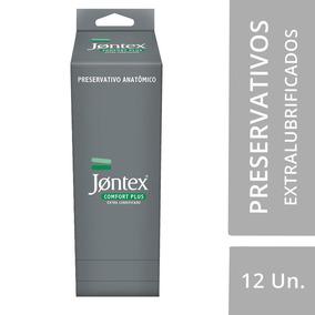 Jontex Preservativo Camisinha Comfort Plus Display