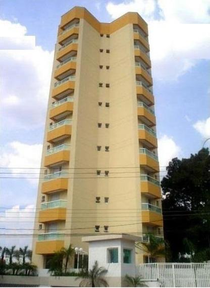 Apartamento Com 58 M² Sendo 1 Dormitório, 1 Vaga, Lazer À Venda Por R$ 245.000 - Jardim - Santo André/sp - Ap2390