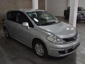 Nissan Tiida 1.8 Visia Plus 2010 5 Puertas Nafta 44507191