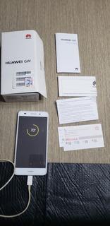 Celular Huawei Funcionando