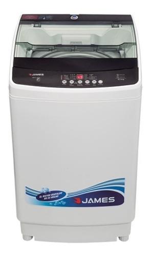 Imagen 1 de 1 de Lavarropas James Wmt 1280 Carga Superior 12kg 700 Rpm Albion